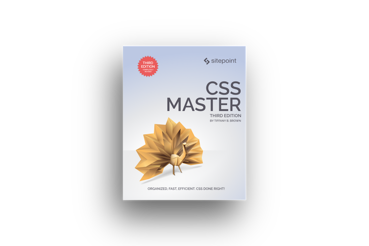 Cover image for CSS Master, third edition